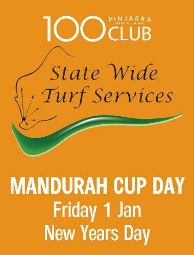 100-Club Mandurah Cup Day